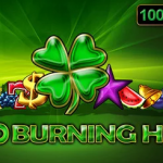 100 Burning Hot – Slots
